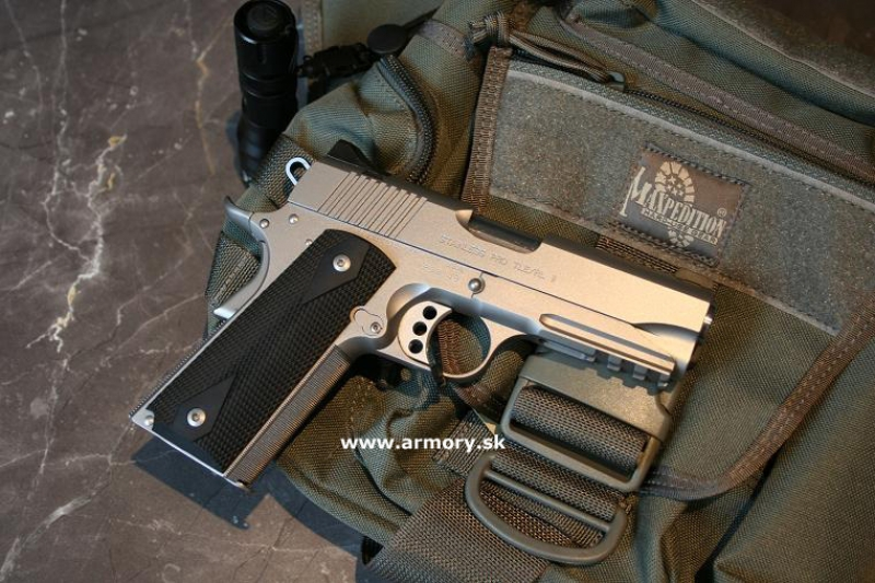 Kimber Stainless Pro TLE / RL II -  45 ACP - - lvlarmory com