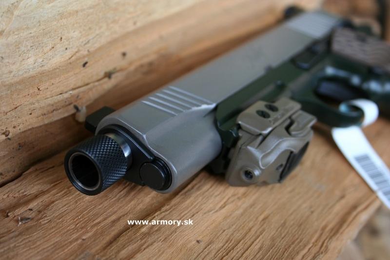 Kimber Warrior SOC TFS - Guns - lvlarmory com