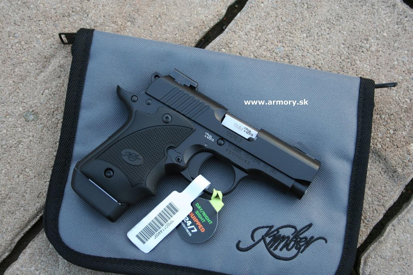 Kimber Micro 9 Nightfall DN - Guns - lvlarmory com