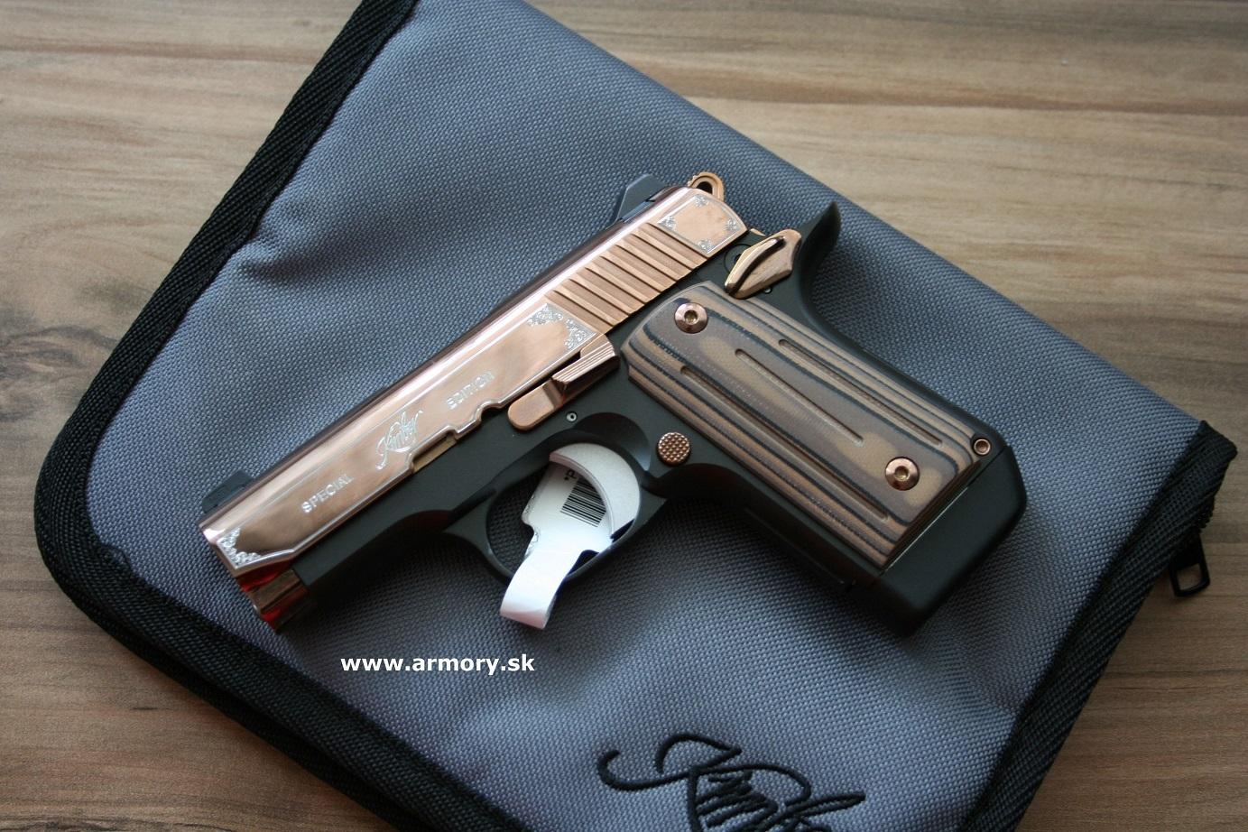 Kimber Micro380 Rose GoldNs Armory Guns Kimber micro Hand guns