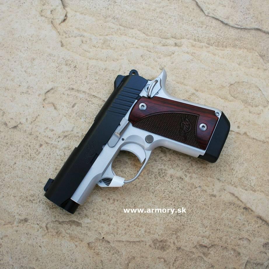 Kimber Micro 9 Two Tone - Guns - lvlarmory com