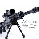 Accuracy International AX .338 Lapua Magnum