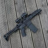 Daniel Defense DD M4 PDW .300