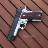 Kimber Pro Crimson Carry II (Green Lasergrips)