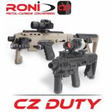 RONI Pistol-Carbine Conversion for CZ Duty 07