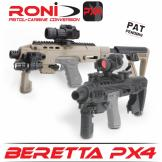 RONI Pistol-Carbine Conversion for BERETTA PX4