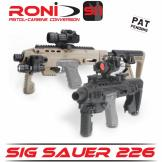 RONI Pistol-Carbine Conversion for SIG SAUER 226