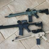 Stag Arms AR-15 for right-handers