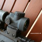 Trijicon MRO HD s  2 MOA / 68 MOA reticle