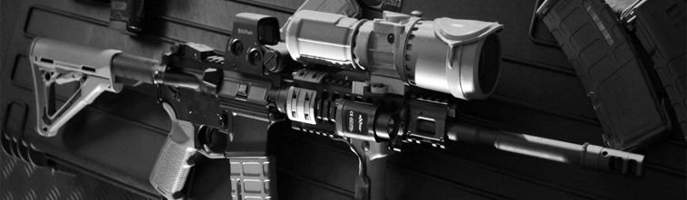 AR15 Stag Arms, Night Vision CNVD-LR